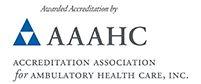 Accreditation Association for Ambulatory Health Care Footer